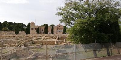 ciudad grecorromana empuries