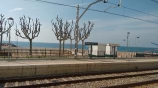 Estacion Sant Pol de Mar