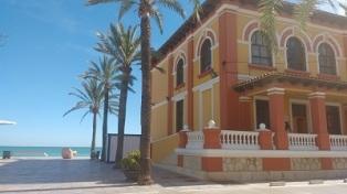 Grupo Escolar San Sebastián - Las Viñas Santurtzi