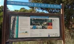 Itinerario La Gola