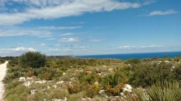 Parque Natural Montgo